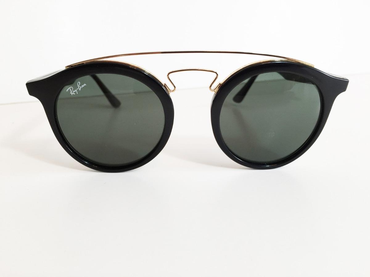 gafas ray ban negras mercadolibre