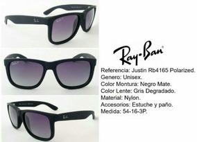 be01e1ce4c Ray Ban Justin Rb4165 85288 en Mercado Libre Colombia