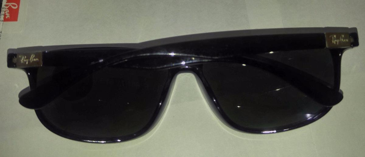 gafas ray ban polarizadas negras