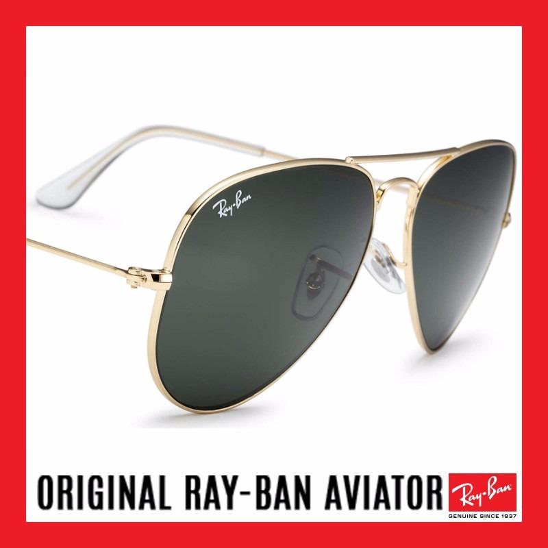 gafas ray ban piloto originales