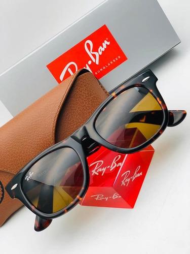 gafas ray-ban rb 2140 wayfarer originales con50% d descunto