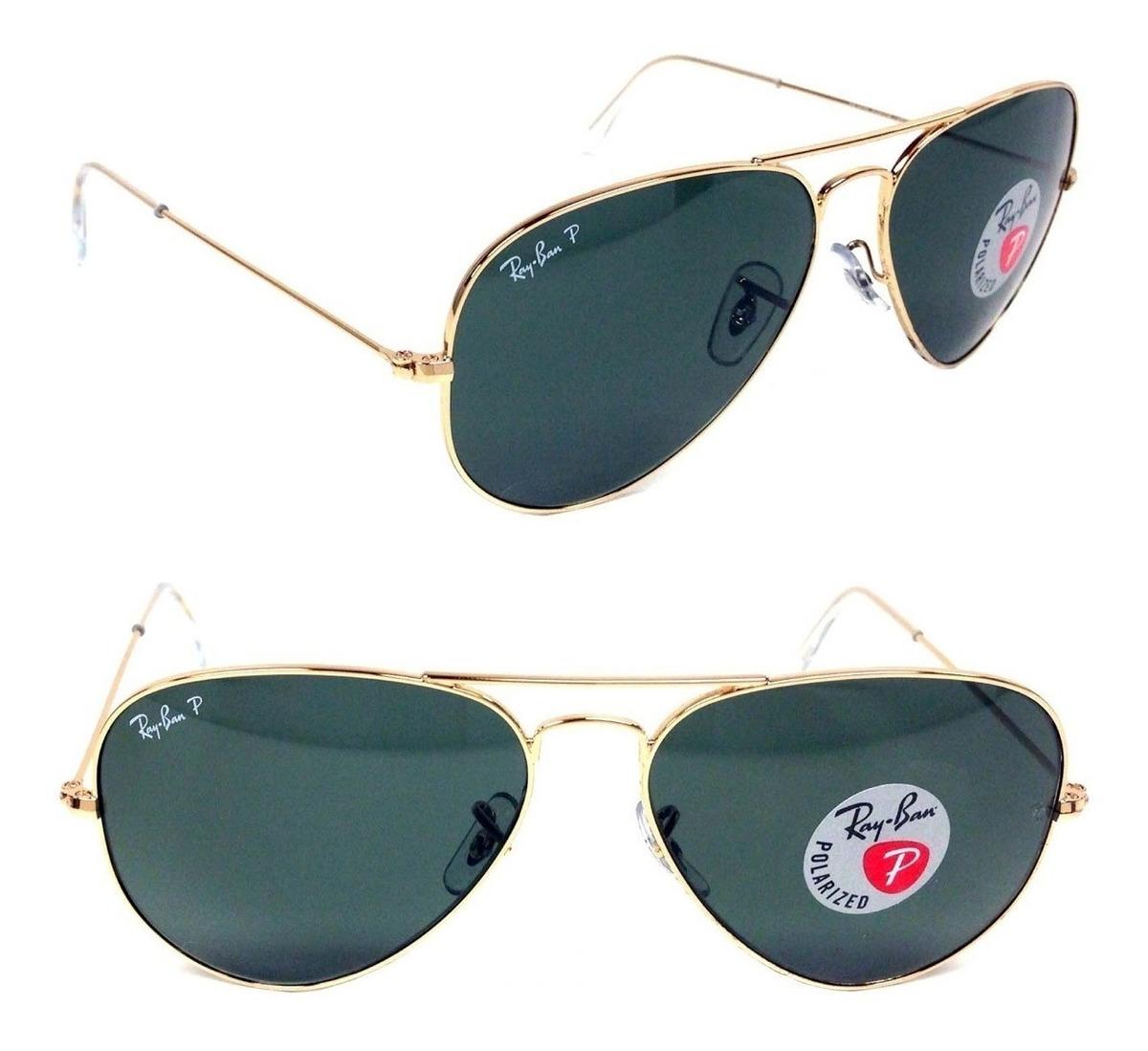 d3cefe9ae1 Gafas Ray-ban Rb 3025 Aviador Piloto Originales - $ 149.990 en ...