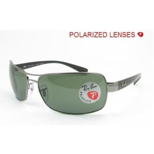 gafas ray-ban rb3379 doble puente wrap sunglasses