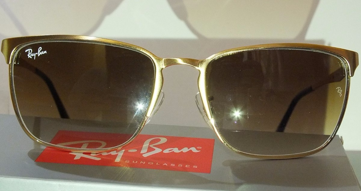 03843a12ac Gafas Ray Ban Youngster Rb3508 Gradient Envió Gratis -   1