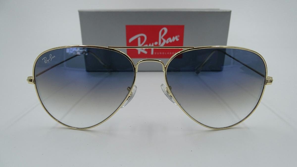 gafas aviador ray ban originales mercadolibre