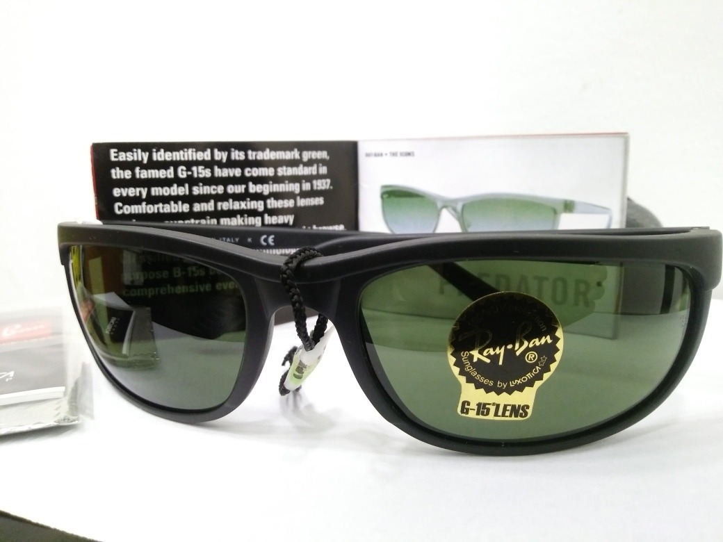 ee893de63524b gafas rayban rb 2027 w1847 predator originales promocion! Cargando zoom.