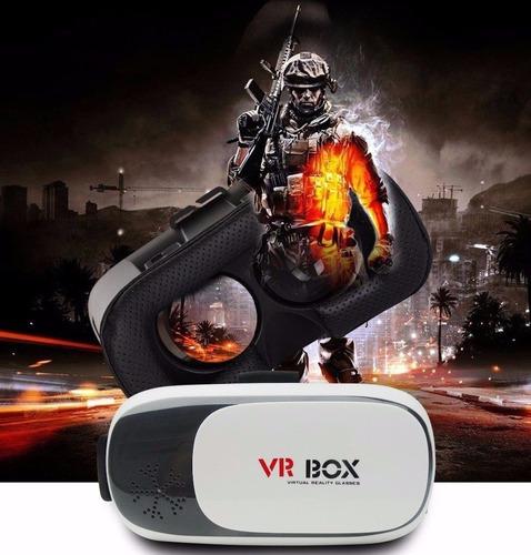 gafas realidad virtual 3d vr android ios + control bluetooth