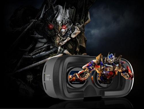 gafas realidad virtual 3d vr box 2.0 + control bluetooth