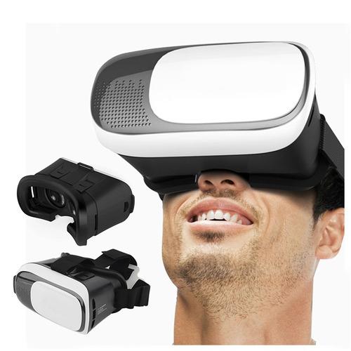 gafas realidad virtual 3d vr box celular películas vídeos