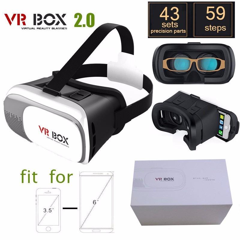 Gafas Realidad Virtual 3d Vrbox 2 0 20 900 En Mercado Libre