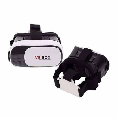 gafas realidad virtual avanzada 3d smartphone vr box2 contr