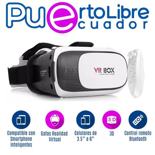 gafas realidad virtual celular
