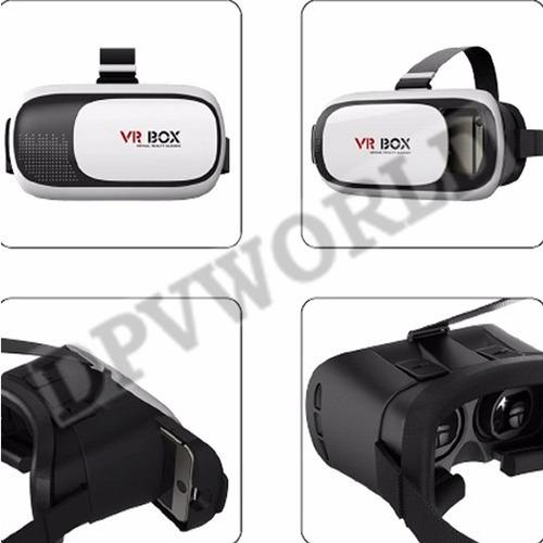 gafas realidad virtual ios