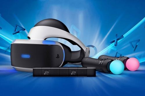 gafas realidad virtual playstation 4  vr sonysony