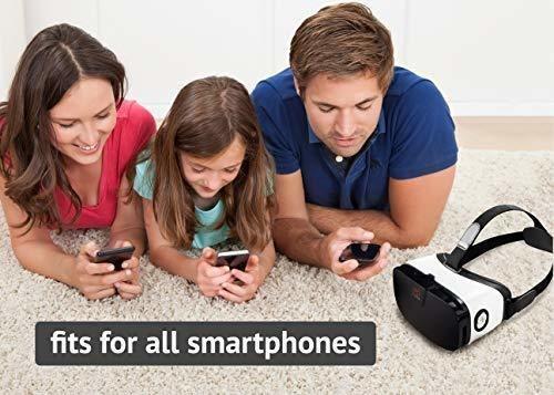 gafas realidad virtual telefono