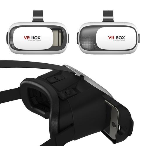 gafas  realidad virtual vr box 3d  360º