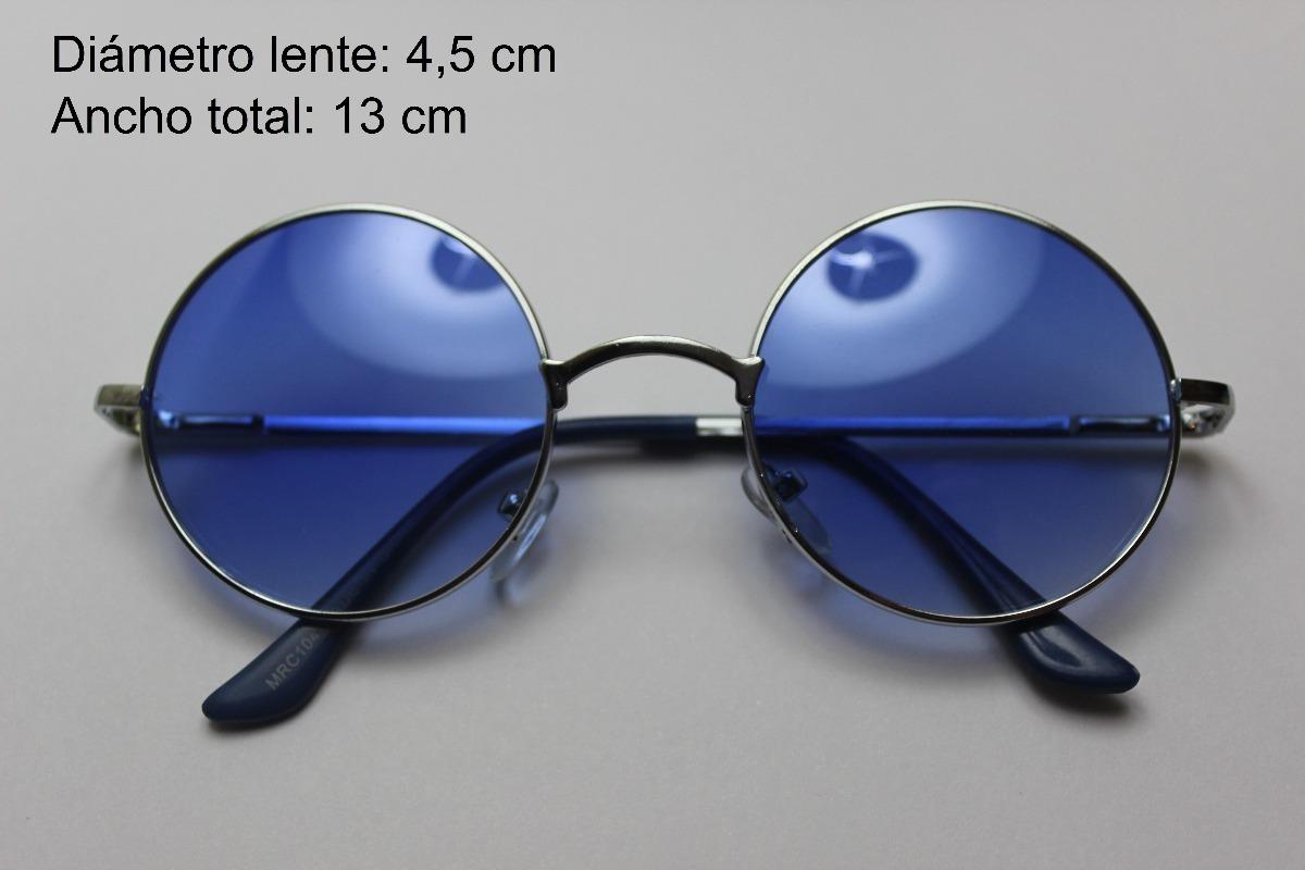 4b50fb8fef Gafas Redondas Estilo Ozzy Osbourne John Lennon Colores - $ 16.900 en  Mercado Libre