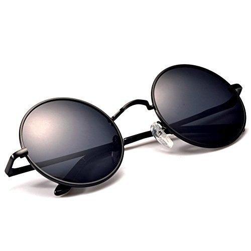 venta más barata grandes ofertas San Francisco Gafas Redondas Retro John Lennon Con Gafas De Sol...