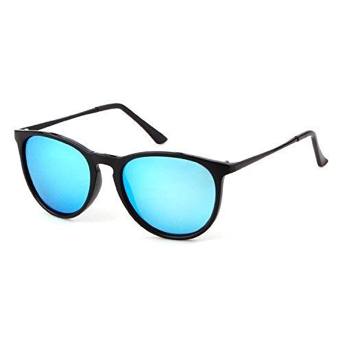 0a3e36db48 Gafas Redondas Vintage Gafas De Sol Polarizadas Gafas De ...