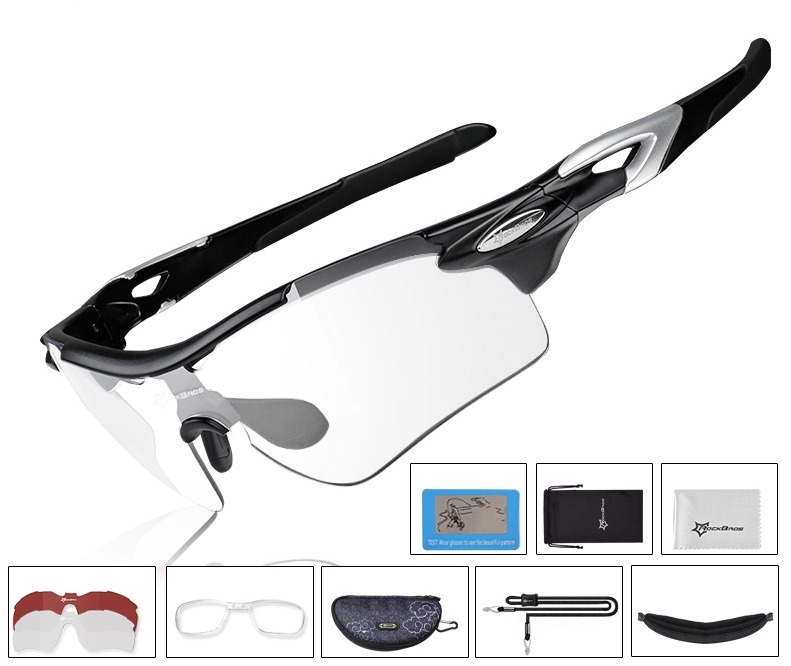 c08cfb541 Gafas Rockbros Ciclismo Pesca Deporte Lente Fotocromático - $ 89.900 ...