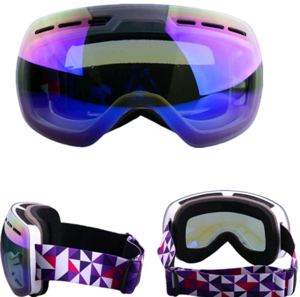 artesanía exquisita lista nueva paquete de moda y atractivo Gafas Ski - Antiparras Para Nieve