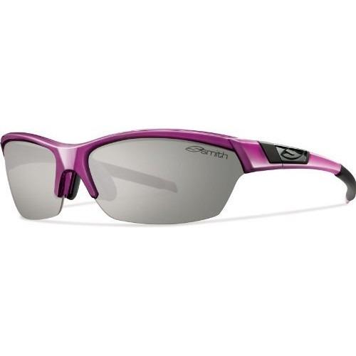 gafas smith optics enfoque sunglasses violeta, platinum / i