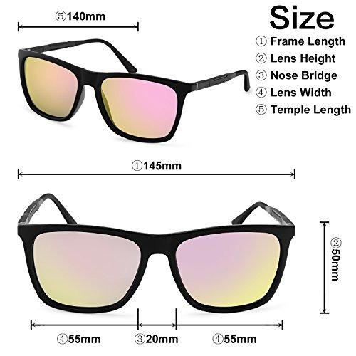 81648a1eeb ... polarizadas amztm gafas reflectantes espejadas · gafas sol gafas