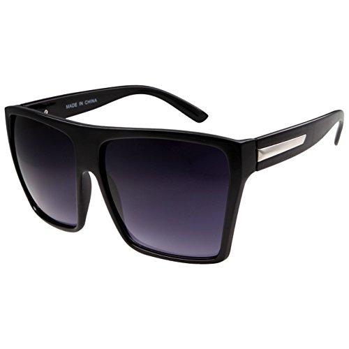c9234c820b gafas sol grandes planas aviador cuadrado estilo retro grand ...