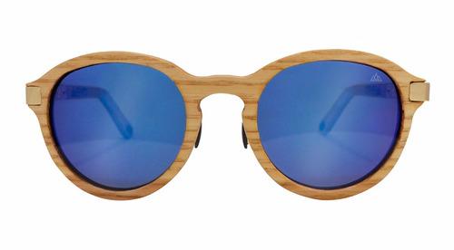 gafas sol hombre mujer fento  lincon ash gold blue