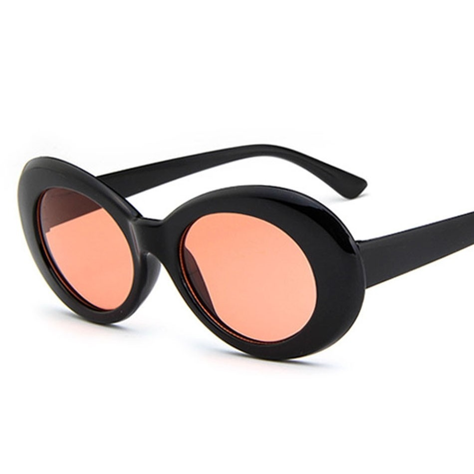 1744de9f1d gafas sol kurt cobain unisex retro vintage negro lentes rojo. Cargando zoom.