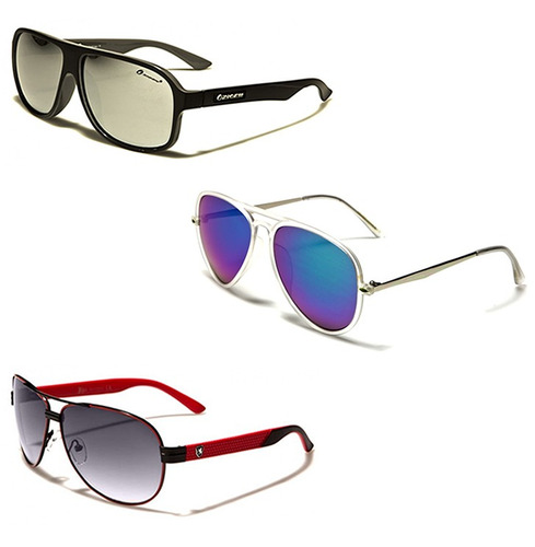 gafas sol lentes filtro uv hombre mujer dg piloto aviator