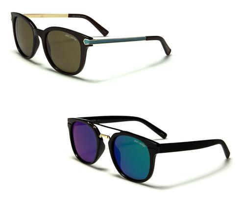 gafas sol lentes polarizados filtro uv clubmaster wfarer