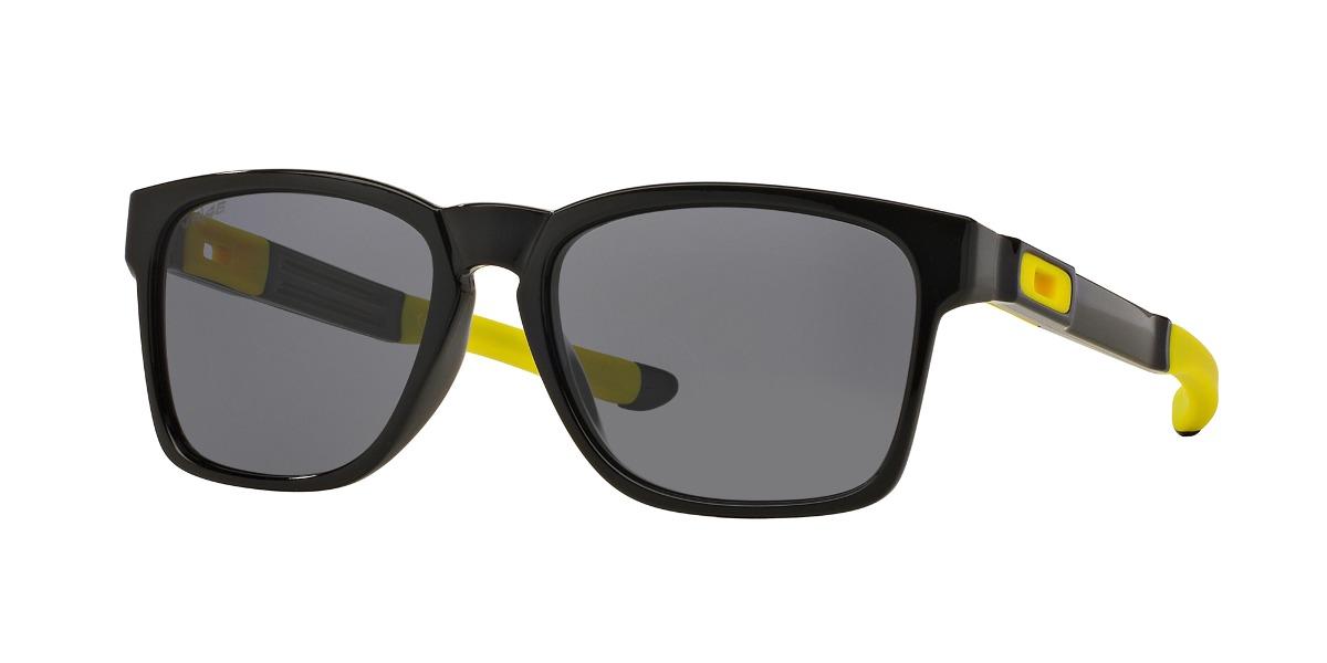 fef27d4a93 Gafas De Sol Oakley Oo9272-927217-55 Acetato Negro Hombre ...