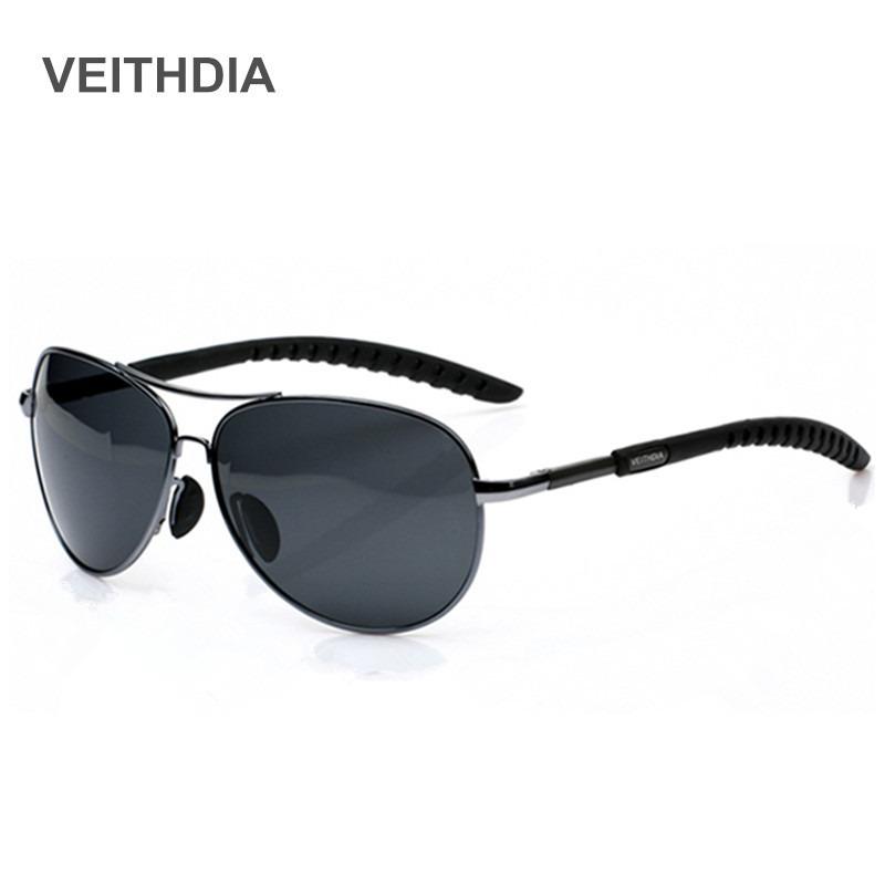 fee240e7af Gafas Sol Piloto Originales Veithdia 3088 Envio Gratis - $ 64.900 en ...