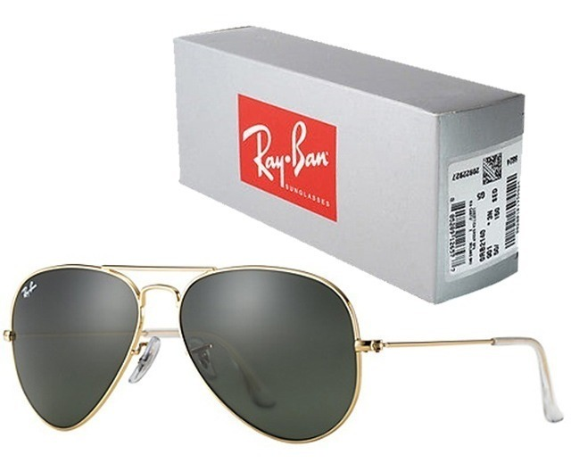 3025 Ray De L0205 Sol Rb Originales Ban Gafas wkPOn0
