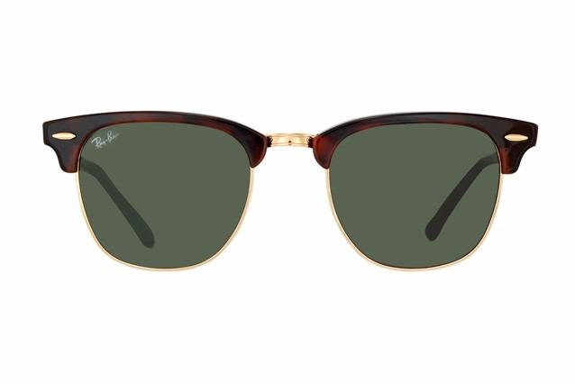 Gafas De Sol Ray-ban Clubmaster Rb3016 W0366 Originales 51mm ... 099f451acc4b