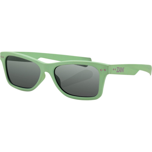 gafas sol zan headgear trend setter verde mate/polarizado tu