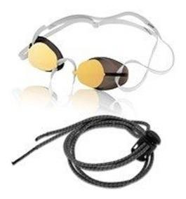 brillante n color venta limitada disfruta del precio de descuento Gafas Suecas Suecas Con Correa Elástica (espejo De Oro) Msi
