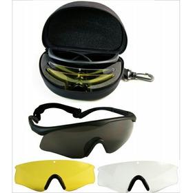 Gafas Tacticas Lente Intercambiables Sport Glass System