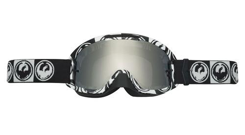 gafas todoterreno dragon mdx2 podio/negras/blancas