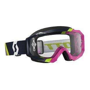 gafas todoterreno scott usa 2016 azul/rosa/transparente