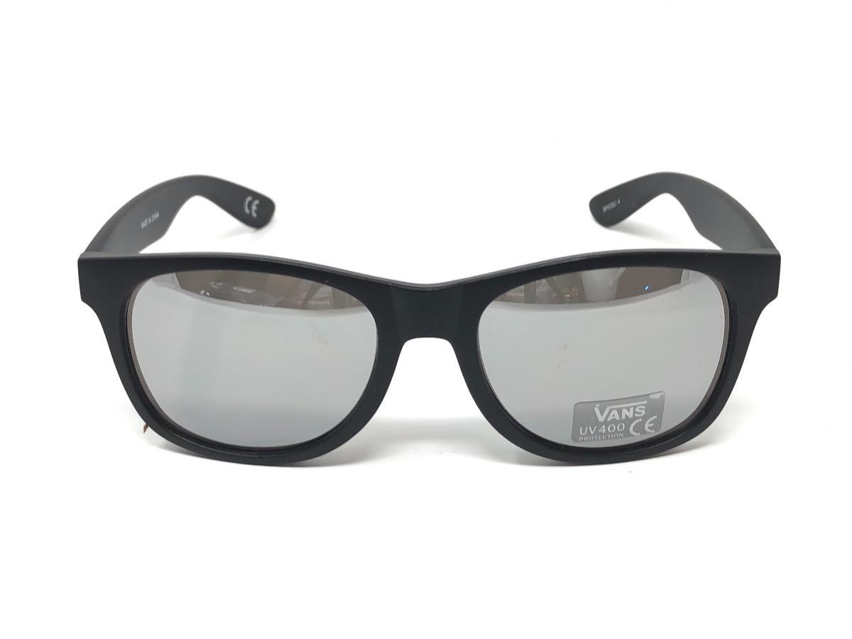 874233579a gafas vans spicoli 4 matte black silver 100% originales. Cargando zoom.