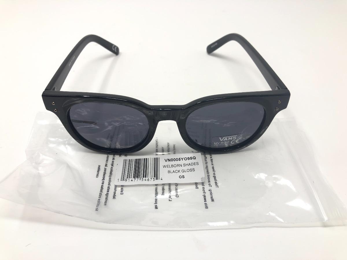 61f06c7a5d Gafas Vans Wellborn Sunglasses Black 100% Originales. - $ 59.000 en ...