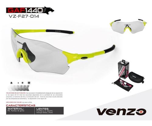 gafas venzo fotocromáticas transition ciclismo running