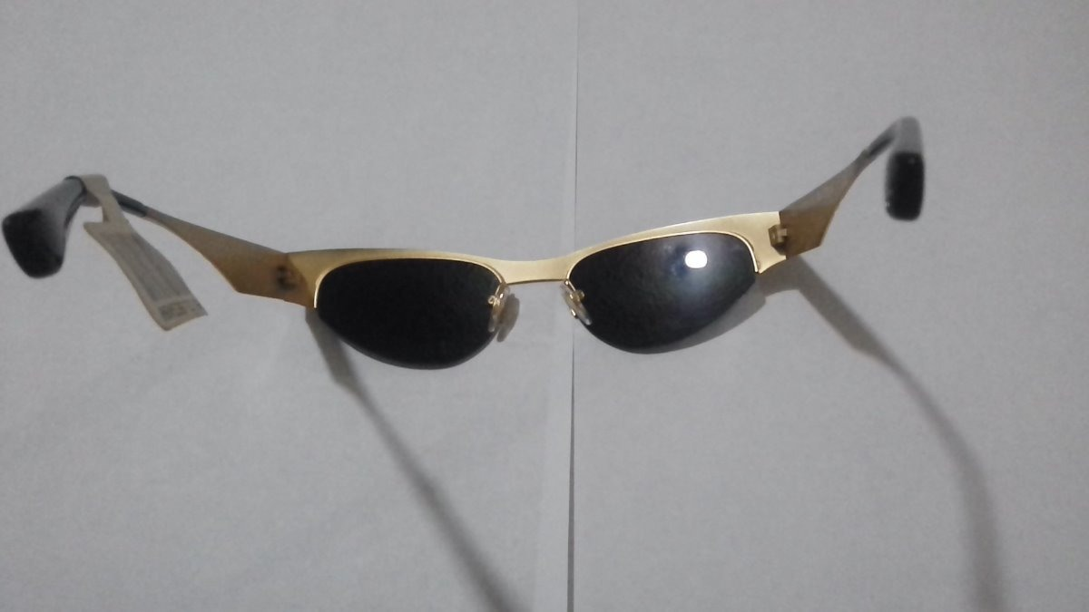 f7c67e5777 gafas vogue vo4105s - 917/87 matte negro / oro cepillado. Cargando zoom.