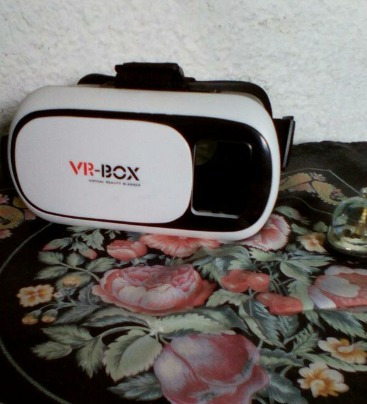 gafas vr-box  realidad virtual