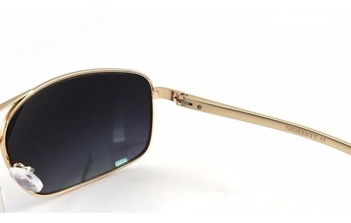gafas/lentes giorentt azules/bicolor y negros uv 400 piloto