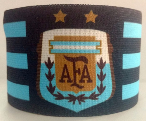 gafete capitan argentina local