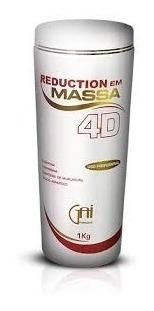 gai botox reduction em massa 4d 1kg frete grátis