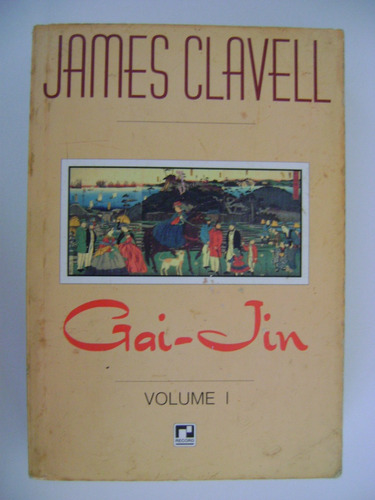 gai-jin volume 1 james clavell ba14
